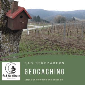 Bad Bergzabern - Geheimtipp für Geocacher