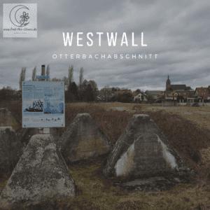 Der Westwall - Bauwerk des zweiten Weltkriegs und Geocaching-Traumgebiet