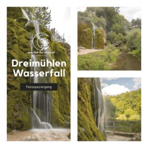 Dreimühlenwasserfall Eifel