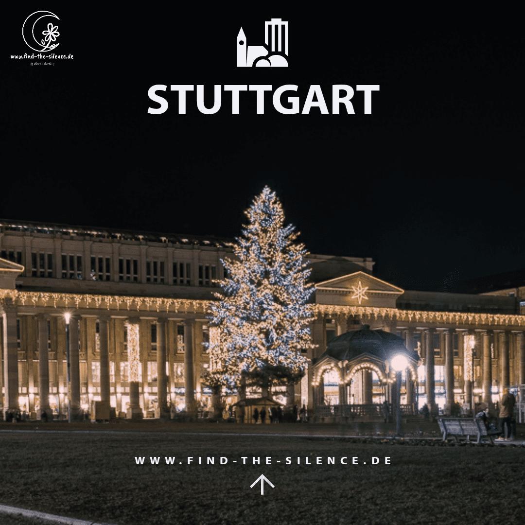 Stuttgart bei Find-the-silence.de