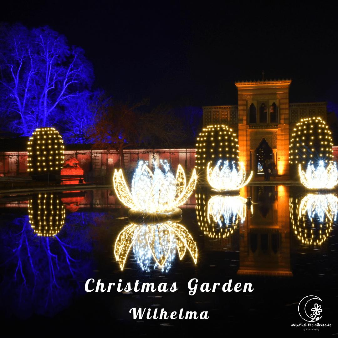Christmas Garden Stuttgart Wilhelma