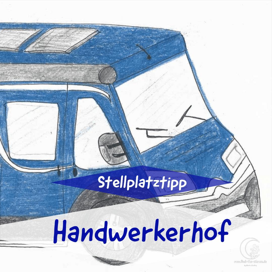 Stellplatz Handwerkerhof