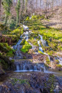 Autalwasserfall Bad Überkingen
