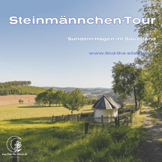 Steinmännchen-Tour Sauerland