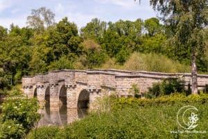 Brücke am Möhnesee