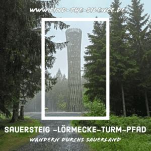 Lörmecke-Turm-Pfad