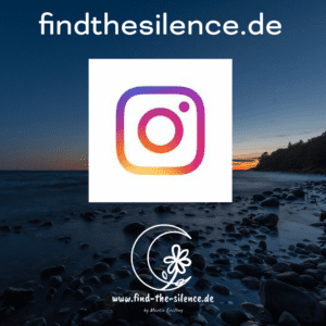 Find the silence in sozialen Medien