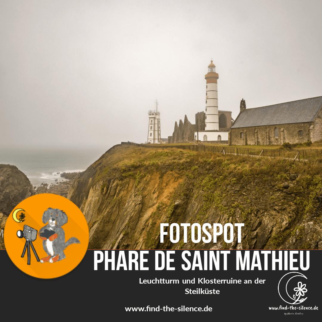 Fotospot Phare de Saint Mathieu