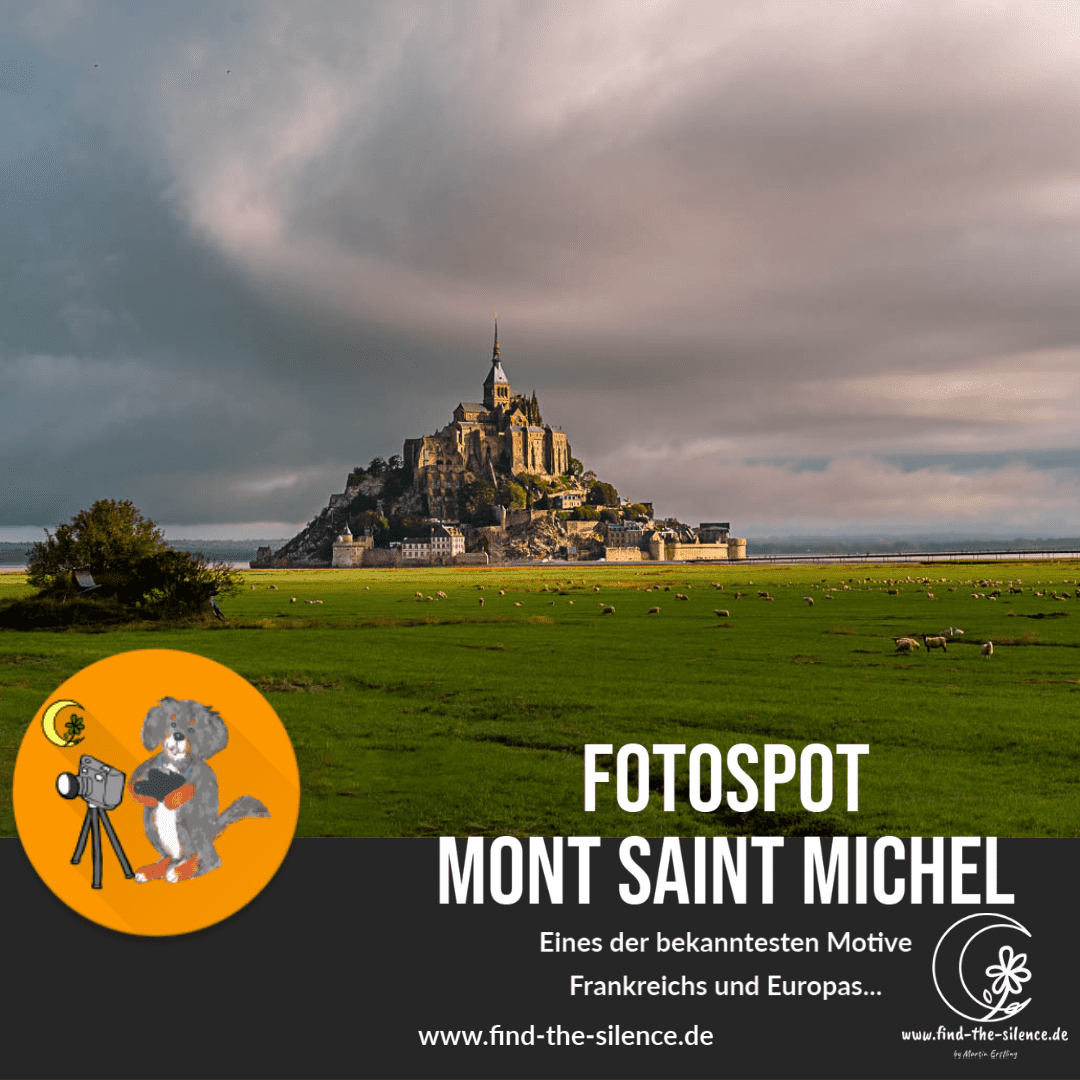 Fotospot Mont Saint Michel