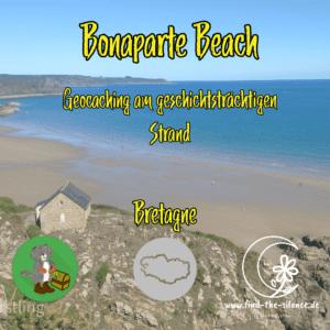 Bonaparte Beach - Plage Bonaparte - Geocaching am geschichtsträchtigen Strand