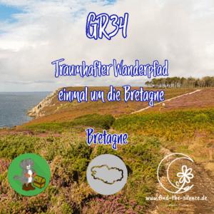GR34 - Einmal um die Bretagne