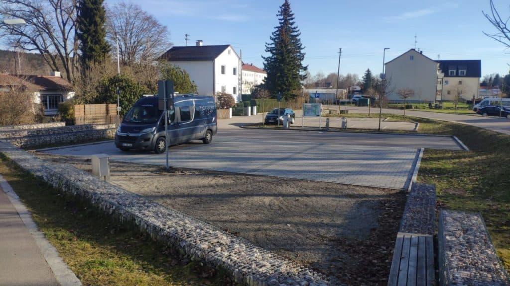 Stellplatz Krumbach