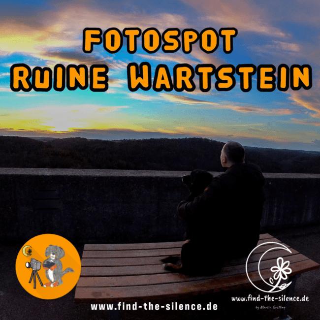 Fotospot Ruine Wartstein