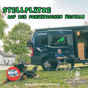 Stellplätze Schwäbische Westalb