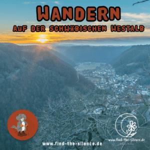 Wandern auf der Schwäbische Westalb